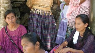 Femmes de la coopérative Santa Marta
