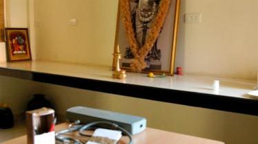 Centre ayurvédique : divinité